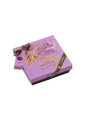 Chocolate Amatller Darčekový set piatich druhov praliniek 180g