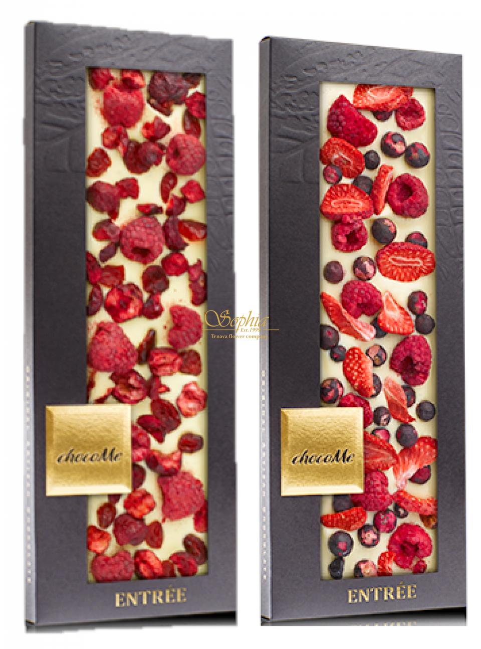 Biela čokoláda chocoMe Entreé 110g