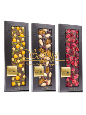 66% Horká čokoláda chocoMe Entreé 110g