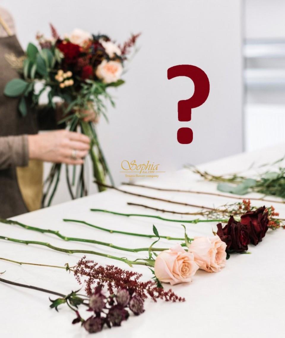 Kytica podľa nášho floristu ?