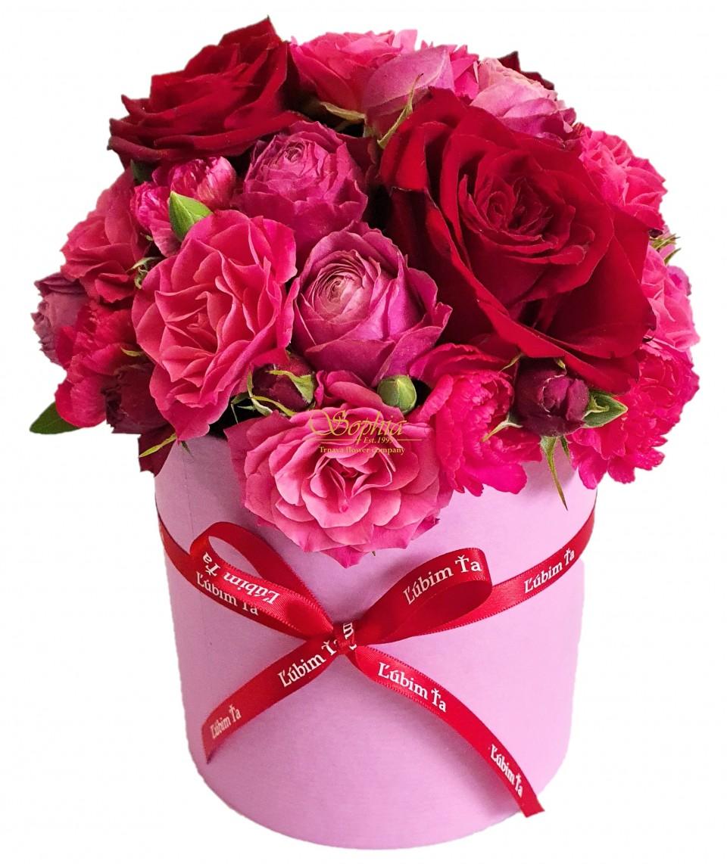 Sweet Pink Valentine