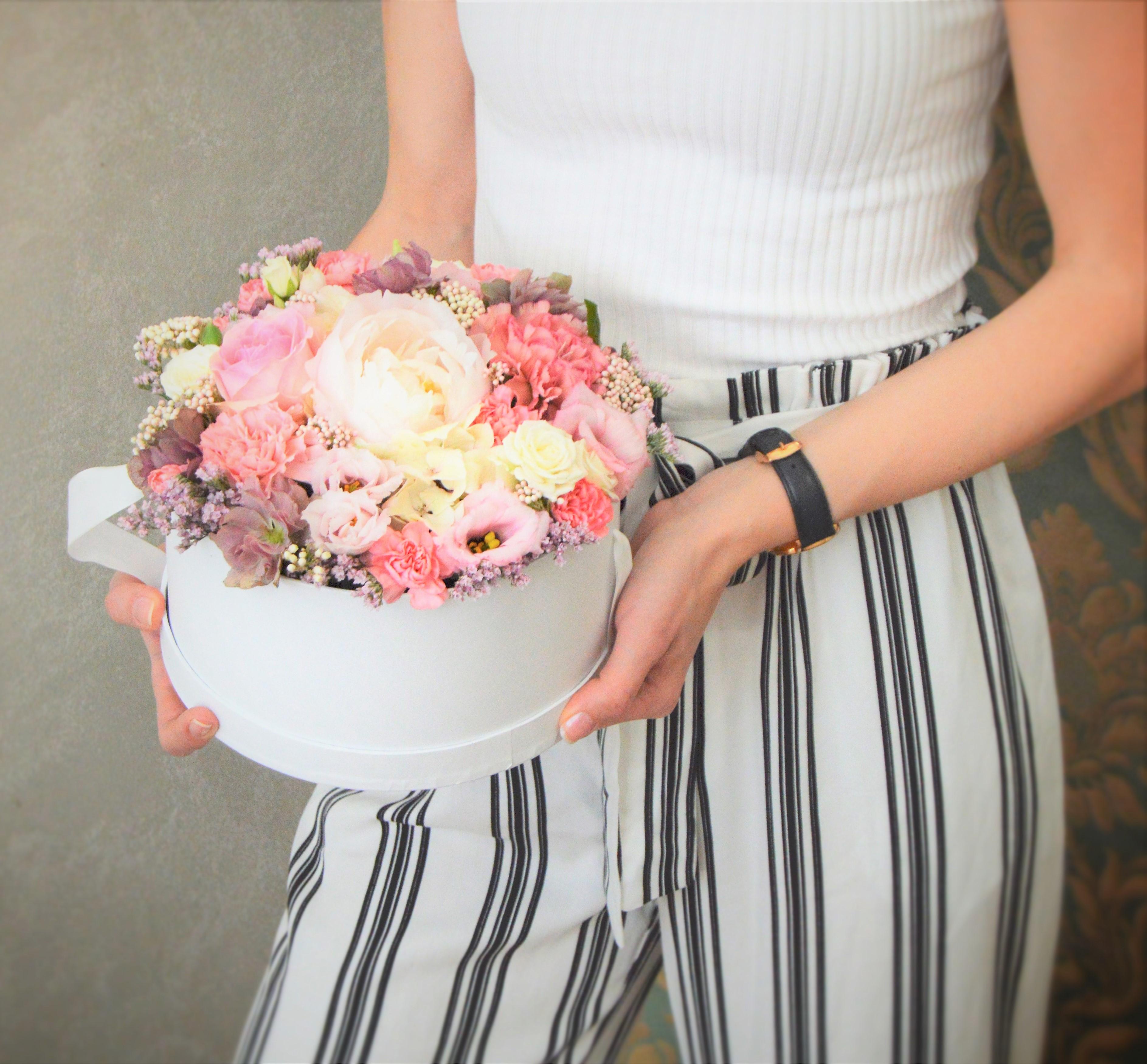 Kvetinové boxy